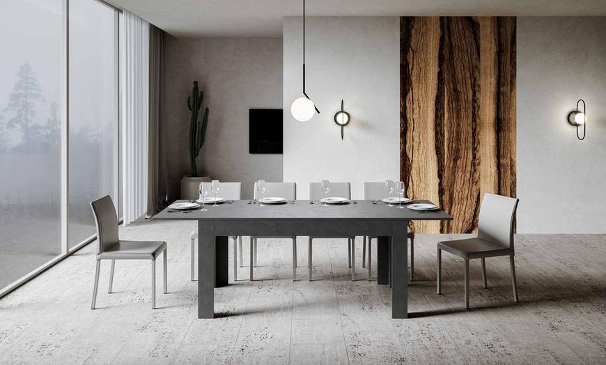 Tavolo Allungabile Bibi Disponibile In 2 Modelli E 5 Colori