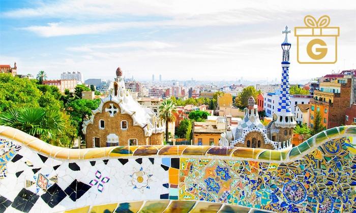 ✈ Barcellona o Valencia: volo A/R + fino a 4 notti in hotel