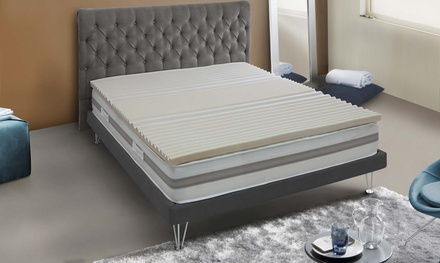 Topper in Memory Foam Onda 7 zone