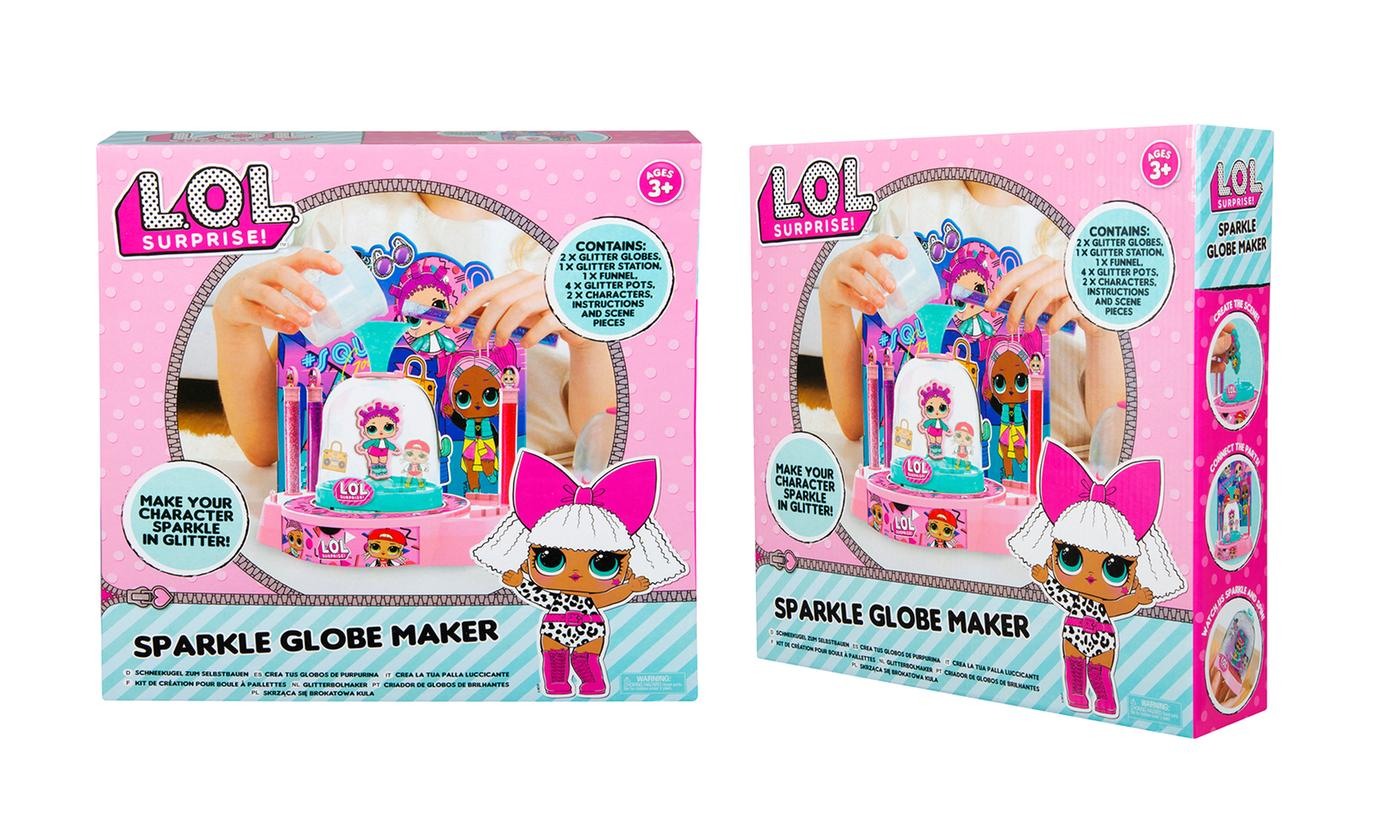 LOL Surprise Sparkle Globe Maker