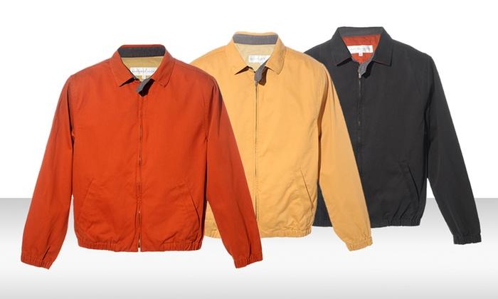 Geoffrey Beene Men's Harper Bomber Jacket: Geoffrey Beene Men's Harper Bomber Jacket. Multiple Colors Available.