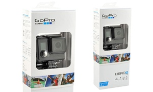 Gopro Hero+ Lcd 1080p Touchscreen Action Camera