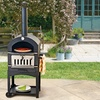 Multi-Function Outdoor Pizza Oven