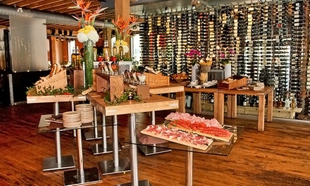 Sunday Italian Brunch with Prosecco for Two or Four at Cibo Wine Bar (Up to 51%Off)