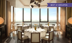 Michelin Starred Galvin At Windows , Park Lane: Michelin-Starred Dining with Views over London at Galvin at Windows, Park Lane
