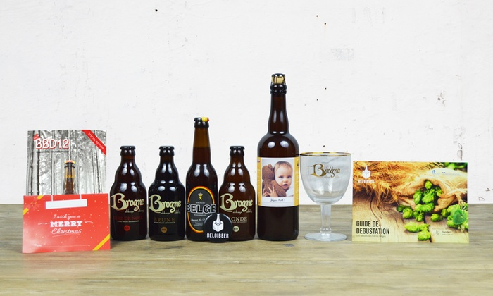 Belgibeer: Une box dégustation de bières artisanales belges à 39,90 € avec Belgibeer