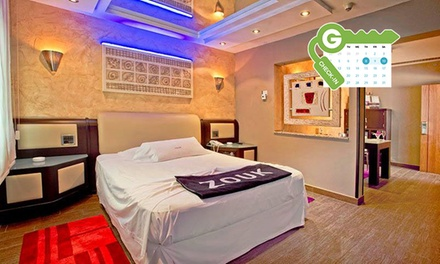 Zouk Hotel: estancia en pareja en suite con opción a piscina o bañera spa