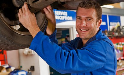 image for 54-Point Check with Oil and Filter Change and Optional Diagnostic Check at Best Tread & Tyres Autocentre (Up to 80% Off)