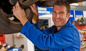 best tread tyres & auto centre: 54-Point Check with Oil and Filter Change and Optional Diagnostic Check at Best Tread & Tyres Autocentre (Up to 80% Off)