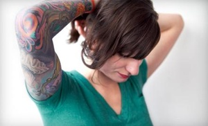 The Vamp Shack: Up to 50% Off tattooing at The Vamp Shack