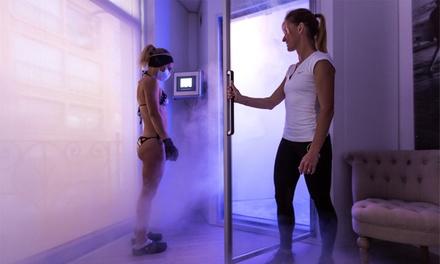 Une séance de cryothérapie à 2 endroits différents à 24,90 € au centre Start