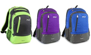 FILA Duel Tablet and Laptop Backpacks