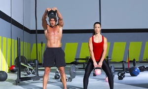Faaland 2 Fitness: 3, 6, or 12 Personal Training Sessions at Faaland 2 Fitness (Up to 75% Off)