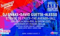 1 pass 1, 2, 3 ou 4 jours pour le Summer Sound Festival du 4 au 7 août 2016 à Rochefort à partir de 42,50 €