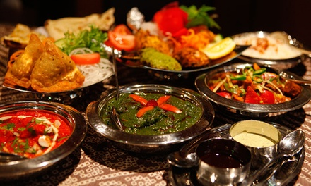 3Course Indian Meal + Wine $39, 4 $78 or 6 People $117 at Shiraaz Fine Indian Cuisine Up to $267 Value