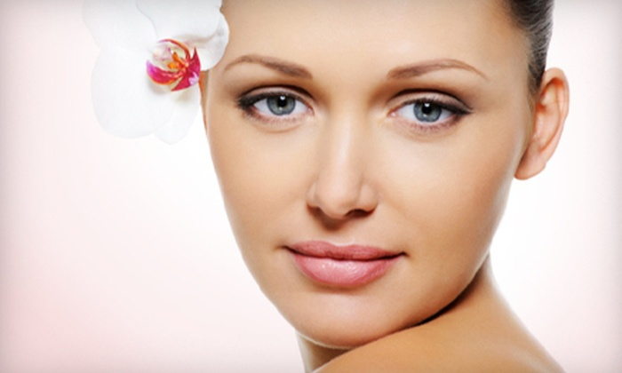 Heal N U Therapeutic Day Spa - Northwest Meridian: Galvanic, Pumpkin, or High-Frequency Facial Package at Heal N U Therapeutic Day Spa in Meridian (Up to 60% Off)