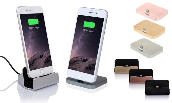 Dock di ricarica per iPhone