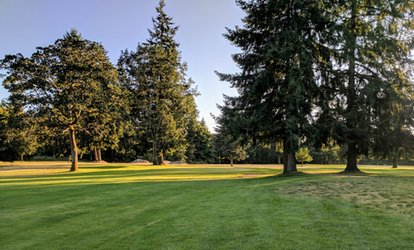 Nine Holes of <strong>Golf</strong> for Two or 18 Holes of FootGolf for Four at Fort Steilacoom <strong>Golf</strong> Course (Up to 55% Off)