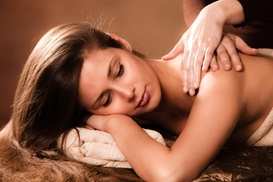 Lotus Spa: A 60-Minute Full-Body Massage at Lotus Spa (56% Off)