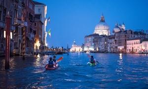 RVK Real Venetian Kayak: Visita guidata di Venezia in kayak di 2 ore per una o 2 persone da RVK Real Venetian Kayak (sconto fino a 51%)