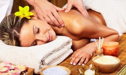 Deal Centri Benessere Groupon.it 3 ingressi sauna finlandese o biosauna e 3 massaggi total body da 30 o 50 minuti da Naturalmente tu (sconto fino a 70%)