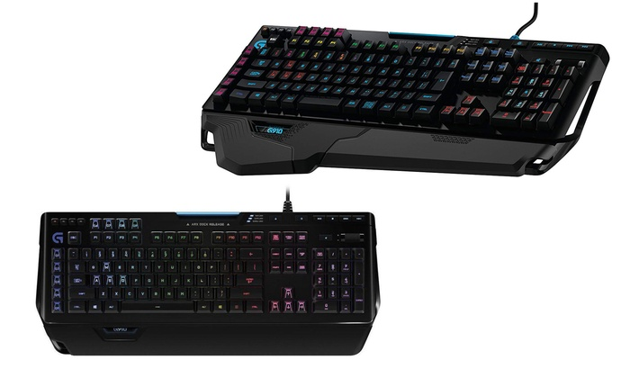 Logitech G910 Orion Spectrum RGB USB Mechanical Gaming Keyboard  (Manufacturer Refurbished)