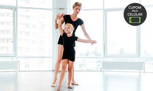 Escola de Dança Mônica Maia: 1 ou 3 meses de aula de dança (1 ou 2 vezes na semana) na Escola de Dança Mônica Maia – Lago Norte