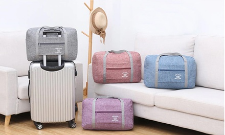 Oxford Lightweight WaterResistant Luggage Bag: One $17.95 or Two $27.95 Don't Pay up to $119.98