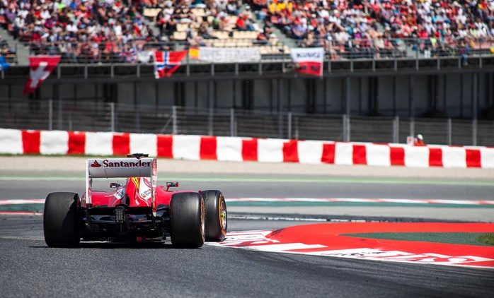 Spanish Grand Prix: Up to 4 Nights with Breakfast, Dinner and F1 Race Tickets at a Choice of Hotels*