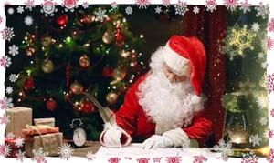 Zenais s.p.a.: 1, 2 o 4 vídeo mensajes personalizados de Santa Claus desde 9,99 € en Zenais s.p.a.