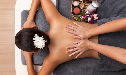 $49 for Choice of One-Hour Massage - Hot Stone Included at Chi Massage (Up to $70 Value)