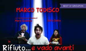 TEATRO TIRSO DE MOLINA: Rifiuto...e vado avanti dall'1 al 5 marzo al Teatro Tirso de Molina a Roma (sconto 65%)