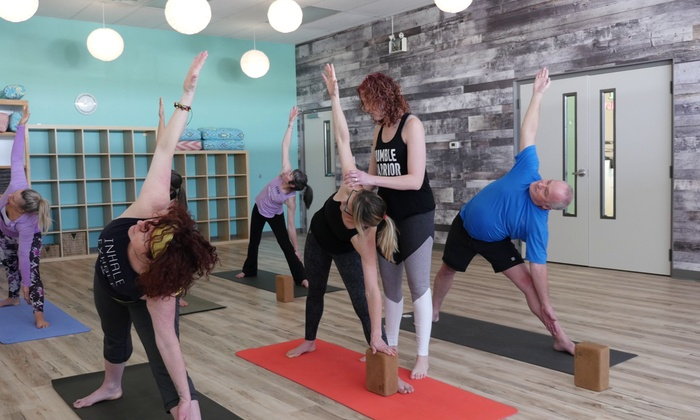 Yoga by Sarah - Up To 69% Off - St  Catharines, ON, CA   Groupon