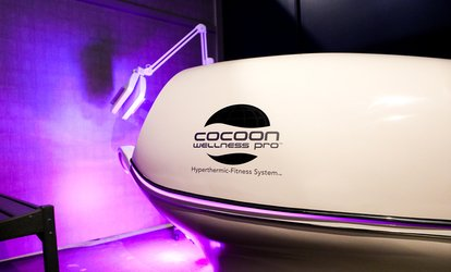 One, Two, or Four 30-Minute Infrared Pain Relief and Wellness Pod Sessions at Seattle Sun Tan (Up to 75% Off)