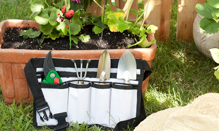 Fino a 50 su attrezzi da giardino con cintura groupon for Groupon giardino