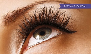 The Spa Boutique: Full Set of Individual Eyelash Extensions at The Spa Boutique (35% Off)