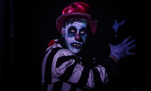 """Circus des Horrors: 1 Ticket für """"Zirkus des Horrors"""" am 23.- 29.03.2018 auf dem Messegelände Wallersheimer Kreisel in Koblenz (36% sparen)"""