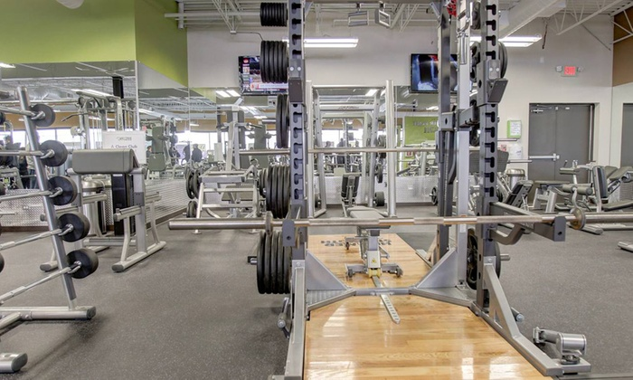 Anytime Fitness Pooler
