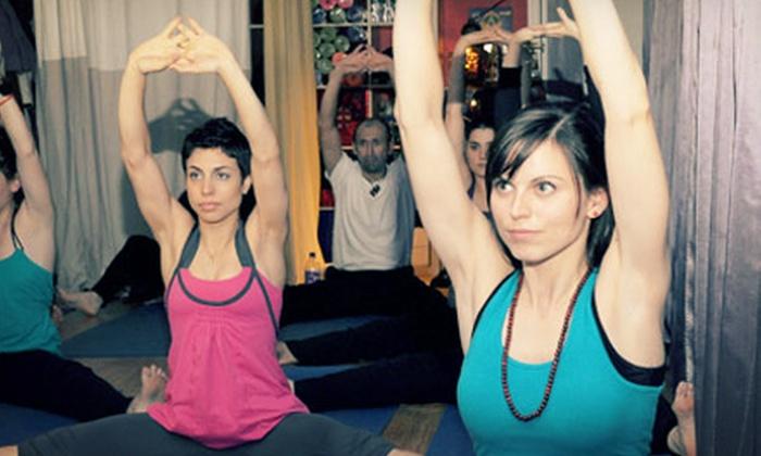 My Yoga Revolution Studio - Astoria: 20 Vinyasa Yoga Classes or 200-Hour Teacher-Training Program at My Yoga Revolution Studio (Up to 92% Off)