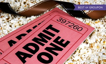 $12 for a Movie for Two with Popcorn and Soda at Southwest Theatres ($21.25 Value)