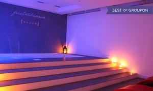 Pietrabianca Resort: Spa di coppia con idromassaggio, cascata di ghiaccio, cromoterapia e rituale benessere da Pietrabianca Resort