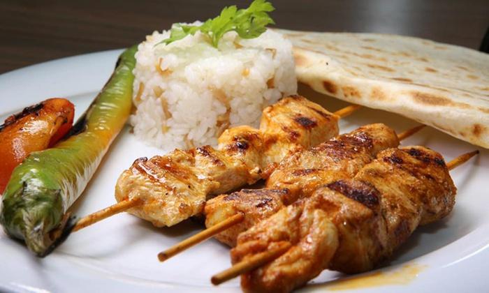 Onbeperkt Turks Buffet 2 Pers Moda Restaurant Groupon