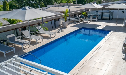 Port Douglas: 3-, 5- or 7-Night Break for Up to Six with Wine and Late Check-Out at 5* Saltwater Luxury Apartments