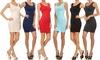Women's Seamless Tank Dresses (3-Pack)