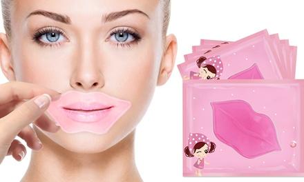 Collageenmaskers voor de lippen