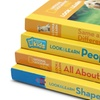 National Geographic Little Kids Look & Learn Book Set (4-Piece)