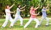 Tai Chi Kung-Fu Center - Multiple Locations: Four or Eight Weeks of Taiji (Tai Chi)Classes at Taiji Center (Up to 62% Off)