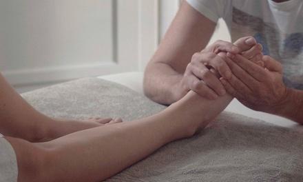 Fino a 50% di sconto su riflessologia plantare e massaggio a 20€euro