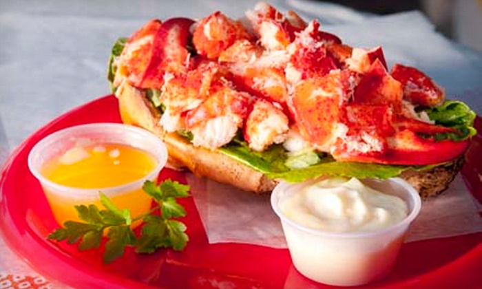 Cafe Heavenly - New Smyrna Beach: Seafood, Sandwiches, and Wraps, or 3 Pounds of Stone-Crab Claws at Cafe Heavenly (Half Off)