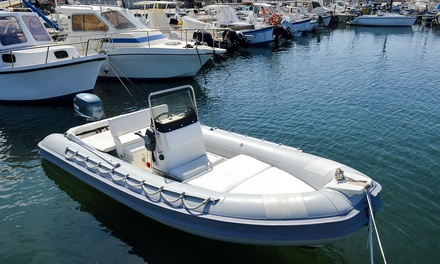 Promozione Tour & Giri Turistici Groupon.it Noleggio barca a motore o gommone